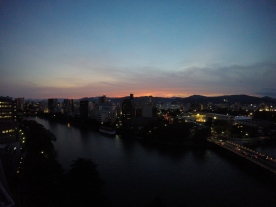 Hiroshima - View from my hotel